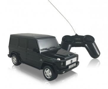 Машина на радиоуправлении Mercedes-Benz G55 1:24 Rastar