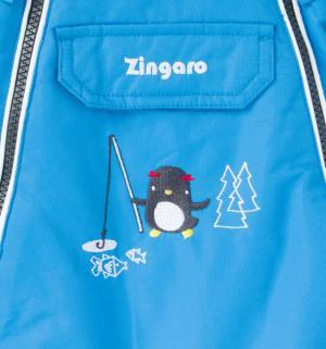Комбинезон, цвет: голубой Zingaro By Gusti