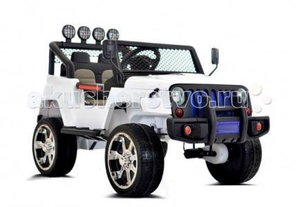 Электромобиль  Jeep S2388 Barty
