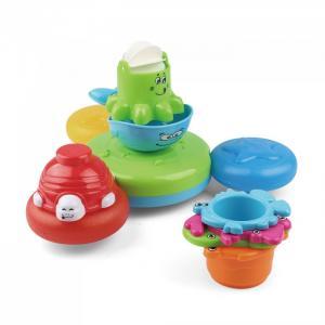 Набор игрушек для ванной Праздник на воде Pituso