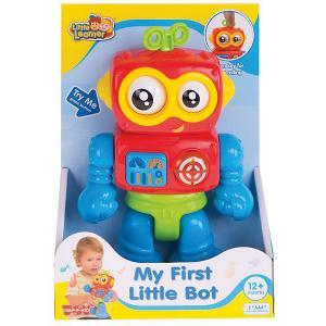 Мой первый робот HAP-P-KID