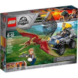 Конструктор  Jurassic World 75926: Погоня за птеранодоном LEGO