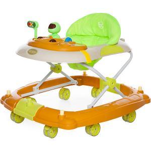 Ходунки  Cosmo, оранжевый Baby Care. Цвет: оранжевый