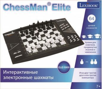 Шахматы Электронная игра Lexibook