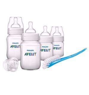 Набор бутылочек  полипропилен 0-6 мес, 125-260 мл Avent