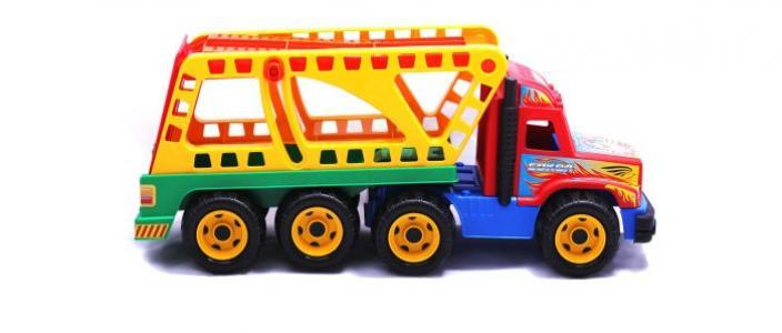Машинка автовоз Сокол 55 см Bauer
