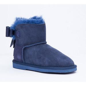 Утепленные сапоги Vitacci. Цвет: синий