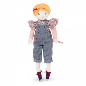 Мягкая игрушка  кукла Эглантина Moulin Roty