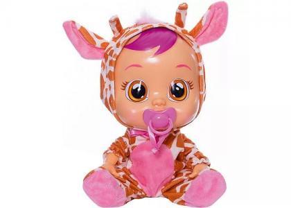 Crybabies Плачущий младенец Gigi IMC toys