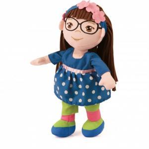 Тряпичная кукла Паулина 30 см Bayer