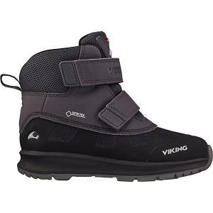 Ботинки Viking Toby GTX. Цвет: черный