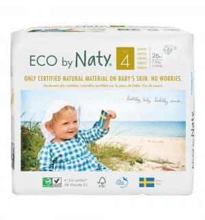 Подгузники  Детские (7-18 кг) 26 шт. Naty