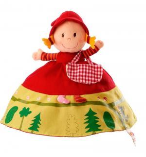 Текстильная кукла  Красная шапочка-Бабушка-Волк Lilliputiens