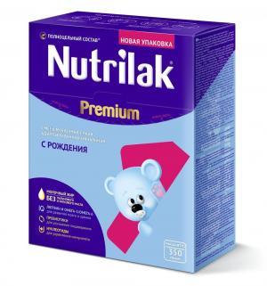 Молочная смесь  Premium начальная 1 0-6 месяцев, 350 г Нутрилак