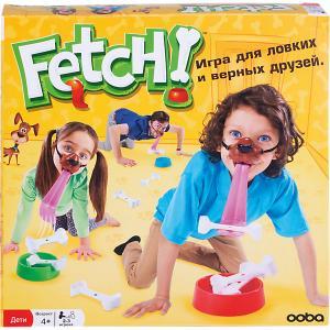Комнатная игра  Fetch! Ooba