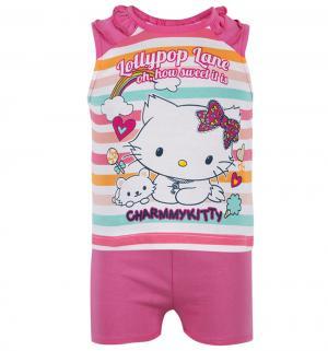 Комплект футболка/шорты  Шарми Китти Sun City