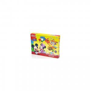 Набор для лепки  Клуб Микки Мауса Магазин пирожных (6 цветов) Disney
