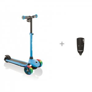 Электросамокат  One K E-Motion 4 с электронным сигналом Mini Buzzer Globber