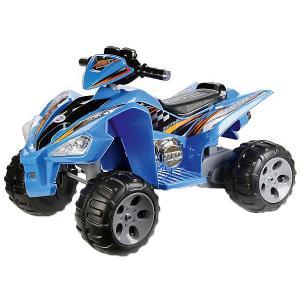 Квадроцикл  , синий Bugati. Цвет: синий