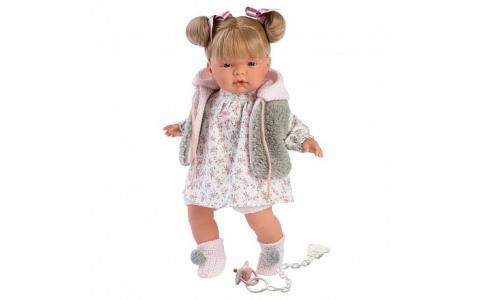 Кукла Жоель 38 см со звуком L 38332 Llorens