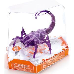 Микроробот HexBug Скорпион, фиолетовый. Цвет: фиолетовый