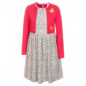 Платье для девочки WJD27017M04 M&D