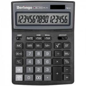 Калькулятор настольный City Style 14 разрядов Berlingo