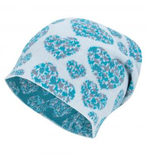 Шапка , цвет: голубой Marhatter