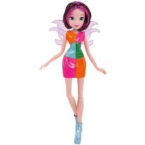 Кукла  Твигги Техна Winx Club. Цвет: разноцветный
