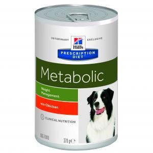 Влажный диетический корм Hills Prescription Diet для взрослых собак коррекции веса, 370г Hill's