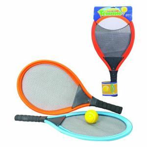 Набор для тенисса  ракетки и мячик, 25 х 74 см 1Toy