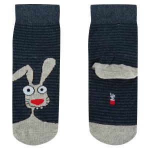 Носки  Зайчики, цвет: синий Mark Formelle