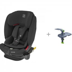 Автокресло  Titan Pro и подножка для автокресел Ingarden Knee Guard Kids 3 Maxi-Cosi