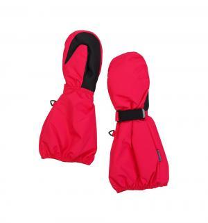 Варежки Руби, цвет: красный Oldos