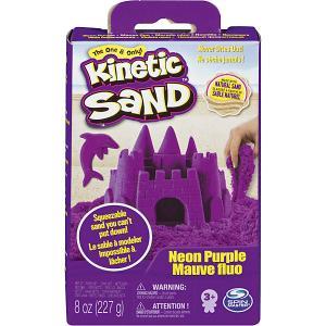 Игровой набор Kinetic Sand Кинетический песок, фиолетовый