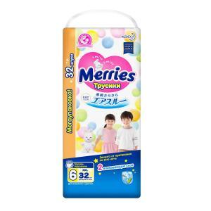 Трусики-подгузники  (15-28 кг) шт. Merries