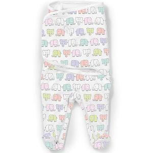 Конверт для пеленания , слоники Summer Infant. Цвет: серый