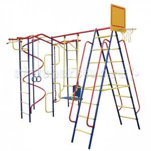 Детский спортивный комплекс Вираж плюс со спиралью Вертикаль
