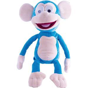 Интерактивная игрушка  Обезьянка Fufris, голубая IMC Toys. Цвет: голубой