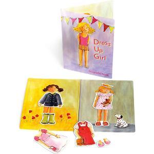 Магнитная игра Egmont Toys Девочка Эгмонт