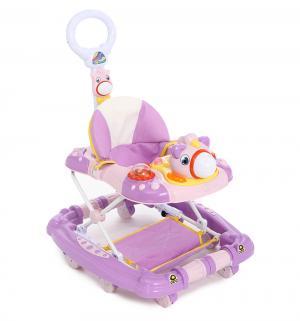 Ходунки  301, цвет: фиолетовый Corol