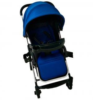 Прогулочная коляска  LK-А618, цвет: синий Little King