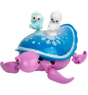 Игровой набор  Черепашка и друзья Снежный бриз Little Live Pets