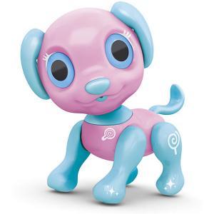 Интерактивная игрушка  Active Умный щеночек: Конфетка, 20 см Mioshi. Цвет: разноцветный