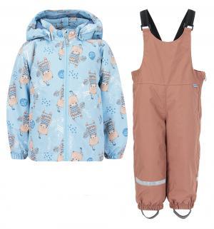 Комплект куртка/брюки , цвет: синий Lassie