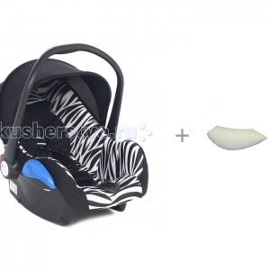 Автокресло  Roomer II и Анатомическая подушка-вкладыш ProtectionBaby Leader Kids