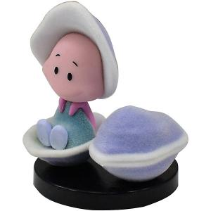 Фигурка Disney Character Cutte! Fluffy Puffy: Алиса в стране чудес: Устрицы BANDAI. Цвет: разноцветный