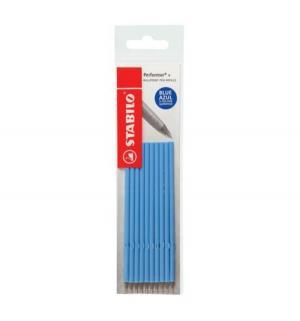Стержень шариковый  Performer+ 0.3 мм синий 10 шт Stabilo
