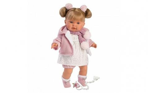 Кукла Александра 42 см со звуком L 42262 Llorens