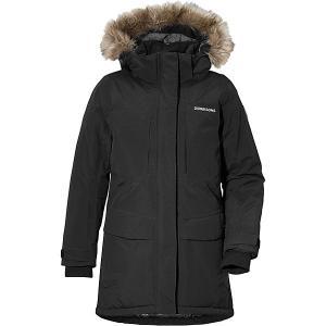 Утеплённая куртка Didriksons Jamila DIDRIKSONS1913. Цвет: черный